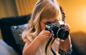 The Benefits of Photography: Let Kids use your Camera