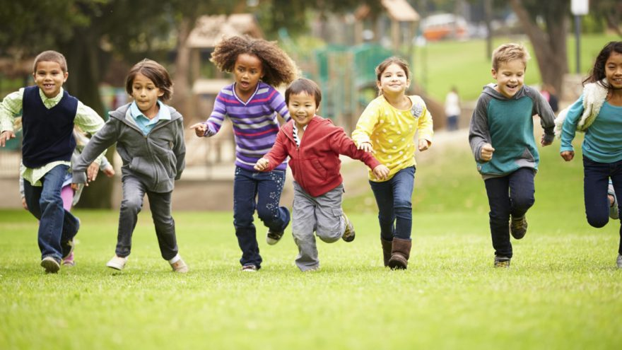 The Lowdown on Running with Young Kids