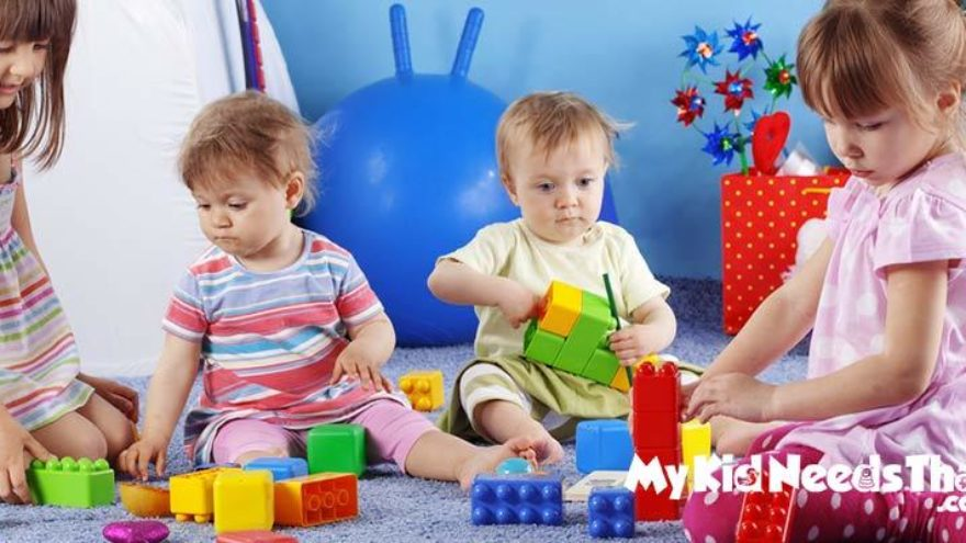 Choosing Age Appropriate Toys For Your Kids