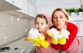 Four Ways to Teach Your Children to Clean Up