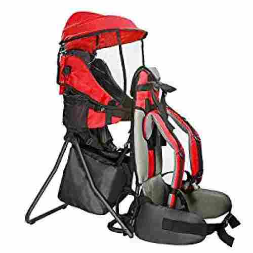 clevr cross country baby carrier for hiking 5lbs