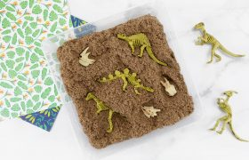 5 Easy Dinosaur Crafts for Kids of All Ages to Enjoy