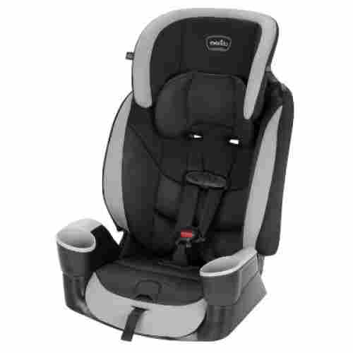 evenflo maestro high back booster seat sport