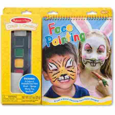 Melissa & Doug Face-Painting Kit