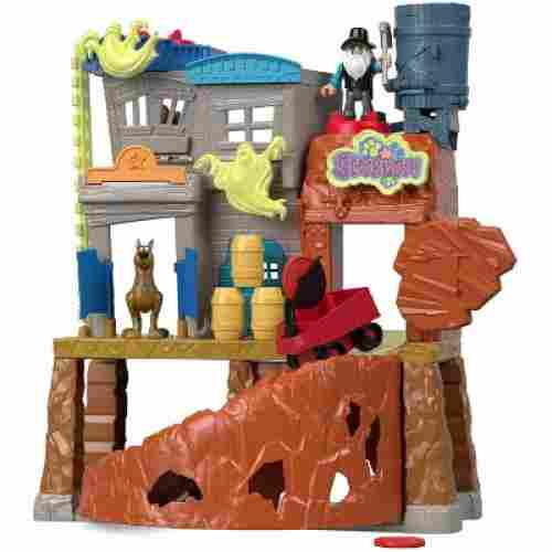 Fisher Price Haunted Ghost Town