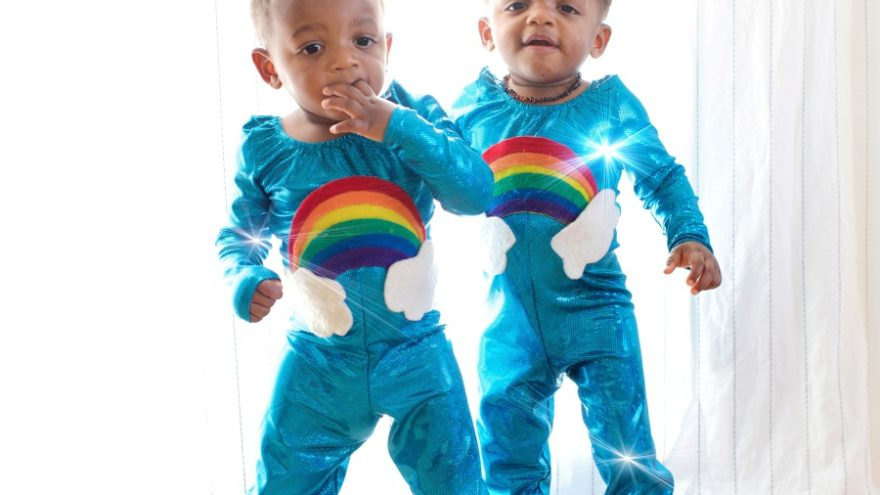 Read on to find out if you should dress your twins identically.