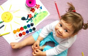 7 Fun Things to do With a 2 Year Old!