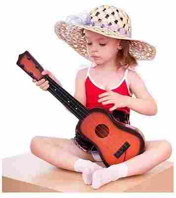 girl musical toy