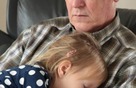 What Can Caring about the Elderly Teach your Children