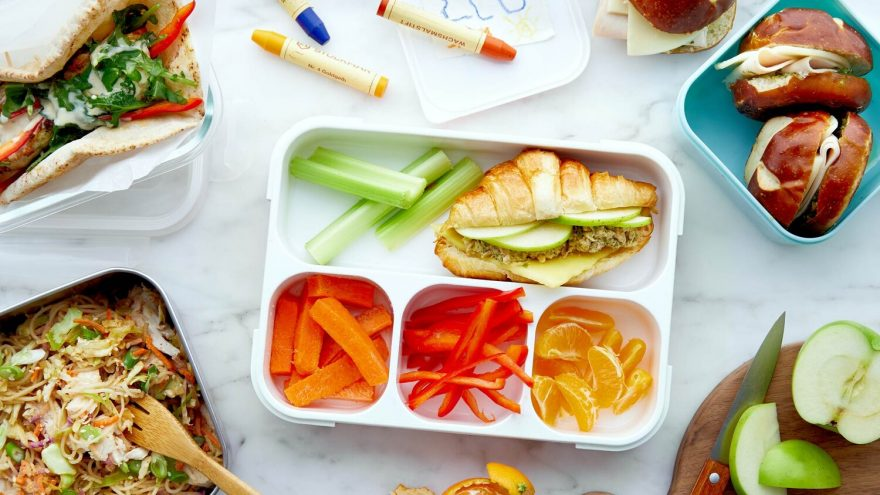 9 Healthy and Easy Lunch Ideas for Kids at Home