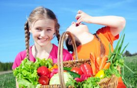 Healthy Snack Ideas for Active Kids