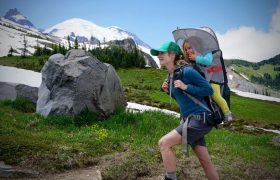 Top 6 Hiking Tips for Hiking with Children
