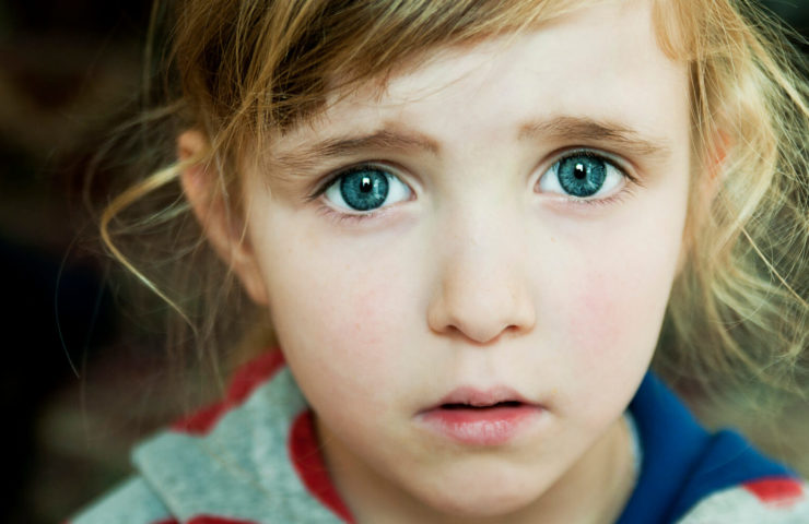 Just How Much or Little of Your Emotions Do Your Kids Sense?