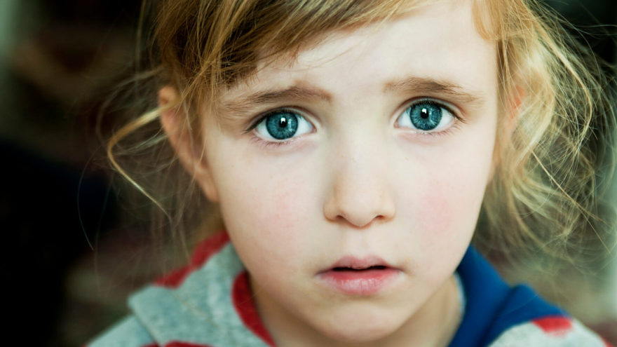 How Much of Your Emotions Do Your Kids Sense?