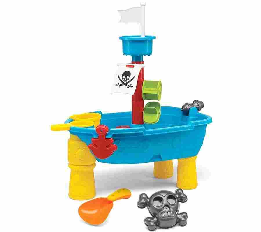 Pirate Ship Sand & Water Table