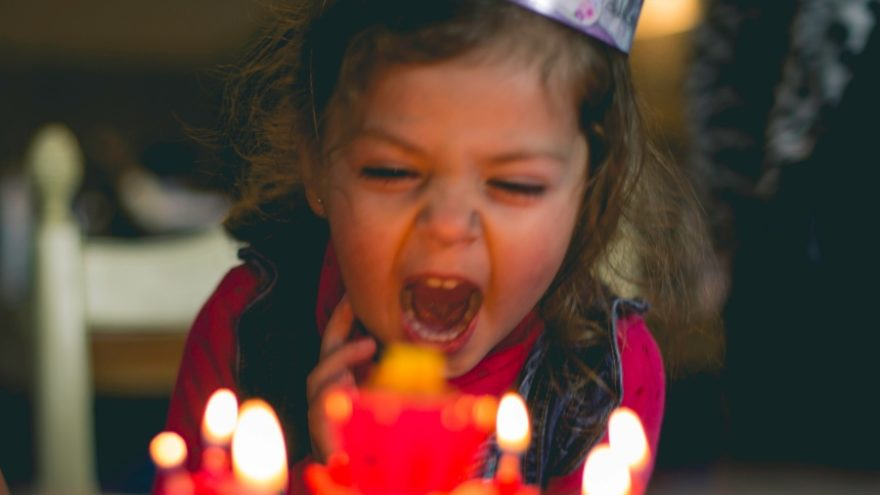 Here are some useful ways for celebrating your child's birthday on a budget.