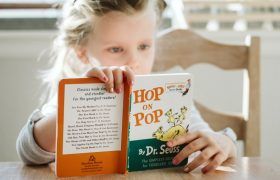 The Benefits of Picture Books for Toddlers