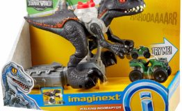 Fisher-Price Imaginext Jurassic Park Walking Indoraptor Review