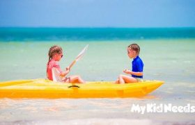 10 Awesome Kayaks for Kids in 2020