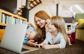 How to Help your Kid Set up a Blog