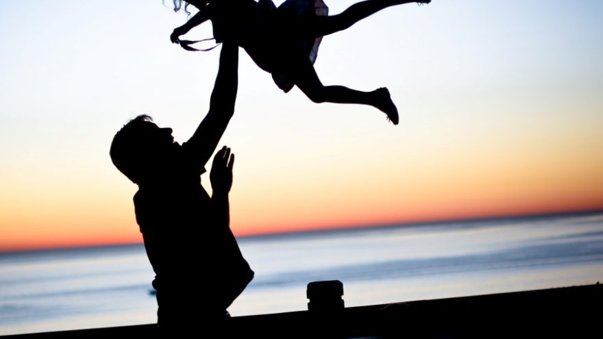 Read about raising children while being a single father.