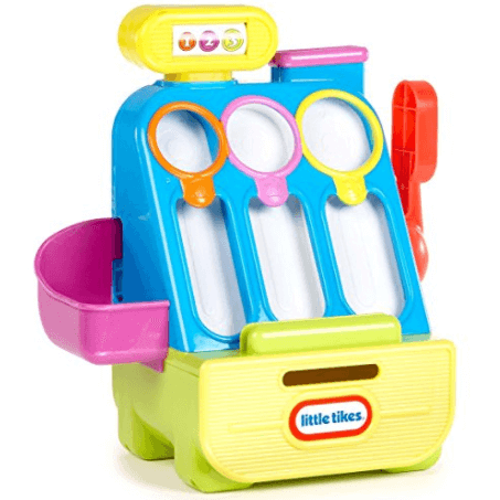 Little Tikes Register