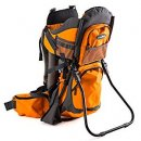 luvdbaby premium baby carrier for hiking ergonomical