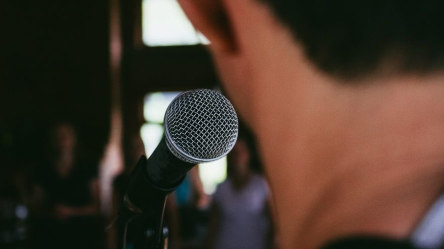 Check out some useful ways on how to help your teen cope with public speaking.
