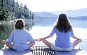 A Simple Start to Morning Meditation with Young People