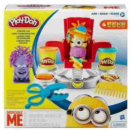 Play-Doh Despicable Me Minions