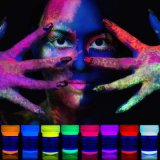 Neon Nights 8 x UV Body Paint