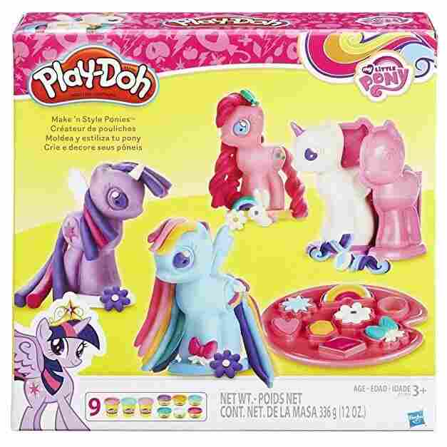 Play-Doh My Little Pony