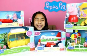 10 Best Peppa Pig Toys Reviewed & Rated in 2020