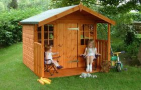19 Best Outdoor Playhouses For Toddlers & Kids in 2021