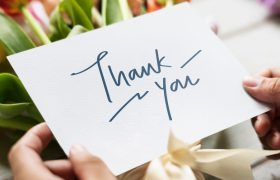 The Importance of Young Children Expressing Gratitude