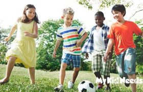 5 Reasons Kids Should Play Sports