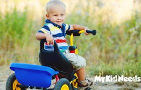 10 Benefits Of Ride-On Toys For Your Child