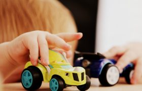 How many Toys do Children really Need?