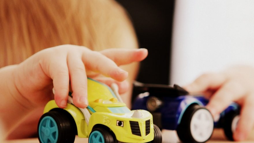 Quantity or quality? Here we discuss children's toys and how many do they really need.