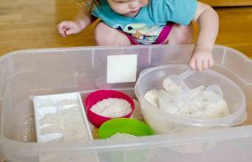5 Sensory Activities for Toddlers