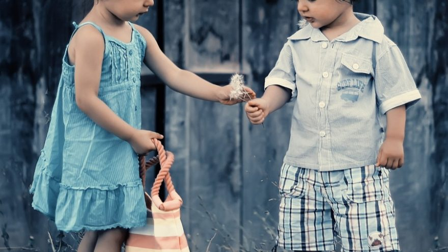 Here are a couple of useful ways parents can teach their children to care for others.