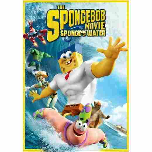 Sponge Out Of Water Movie