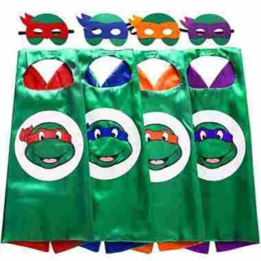 TMNT Cape and mask