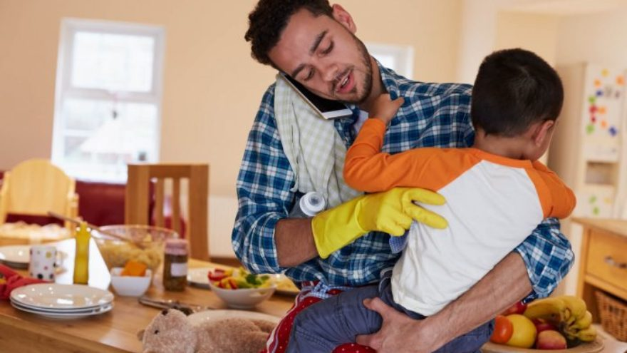 Being a Stay at Home Father: The Ins and Outs