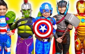 10 Best Superhero Costumes for Kids and Toddlers in 2020