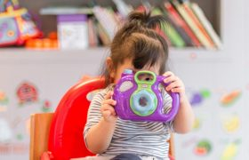 Childhood Fears Age by Age: What Scares Preschoolers?
