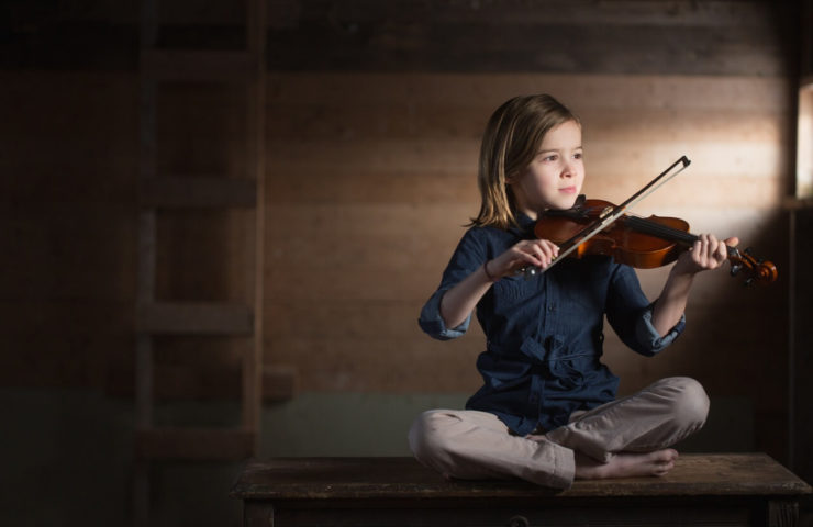 Classical Music and Your Children: How it Can help Brain Function