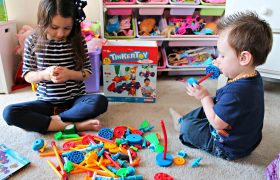 Best Plastic and Wood Tinker Toys for Kids Reviewed in 2020
