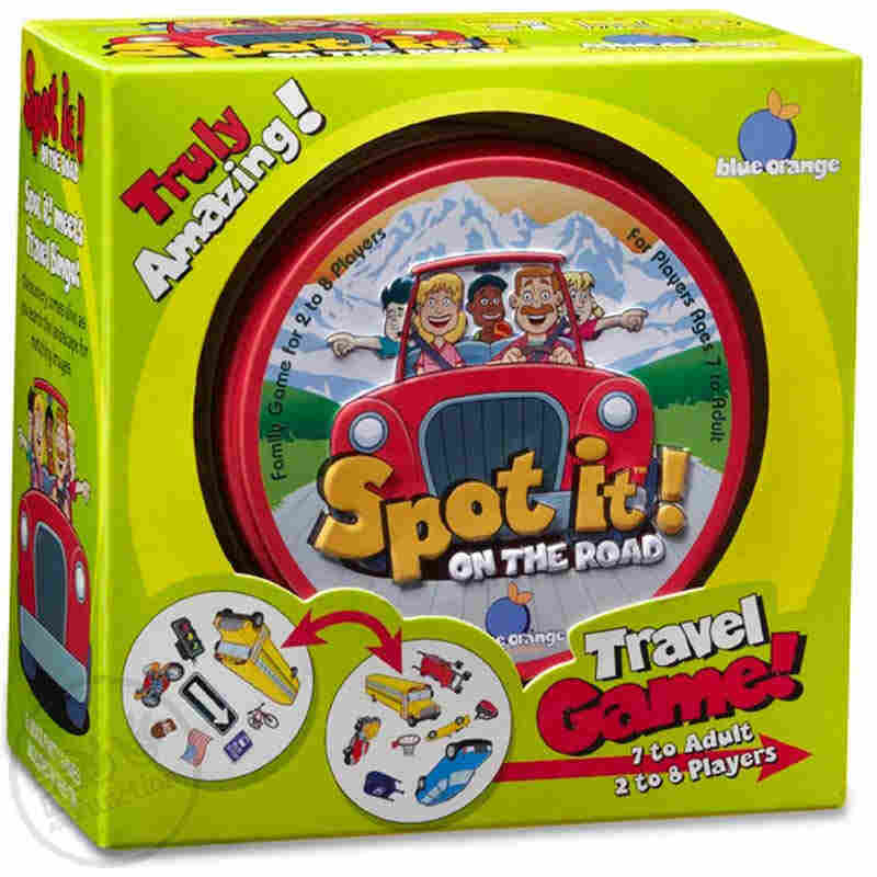 Spot It!™ On The Road Game