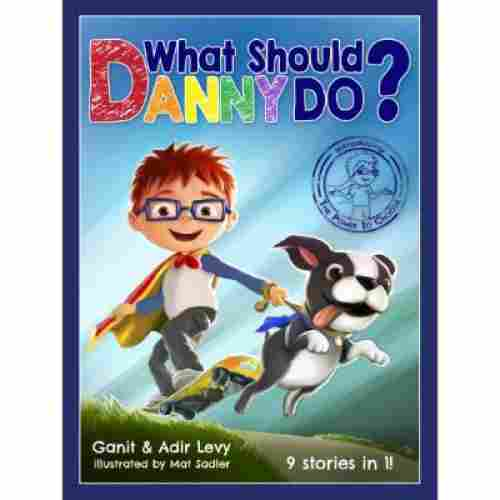 what would danny do book for 5 year olds cover